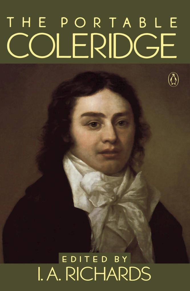 The Portable Coleridge als Taschenbuch