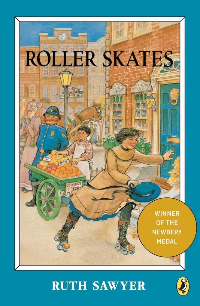 Roller Skates als Taschenbuch