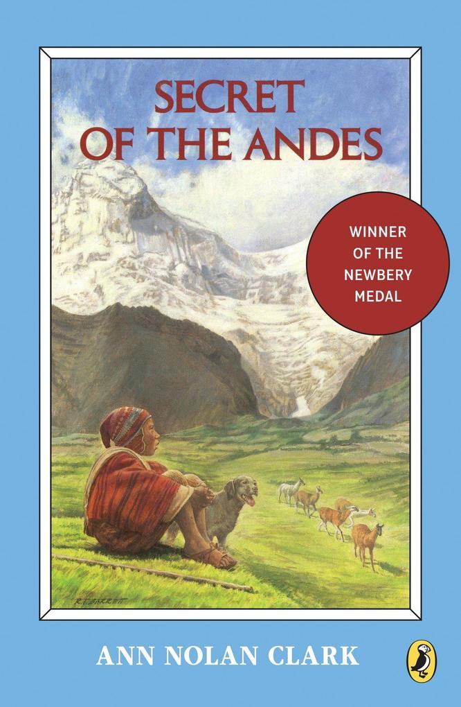 Secret of the Andes als Taschenbuch