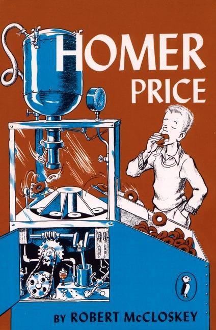 Homer Price als Taschenbuch