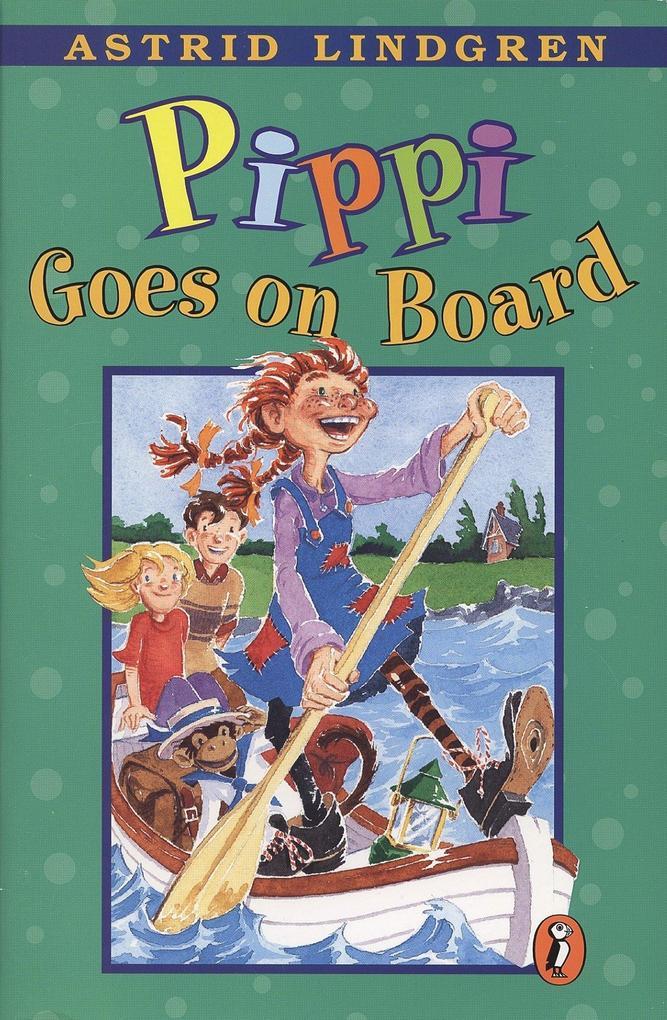Pippi Goes on Board als Taschenbuch