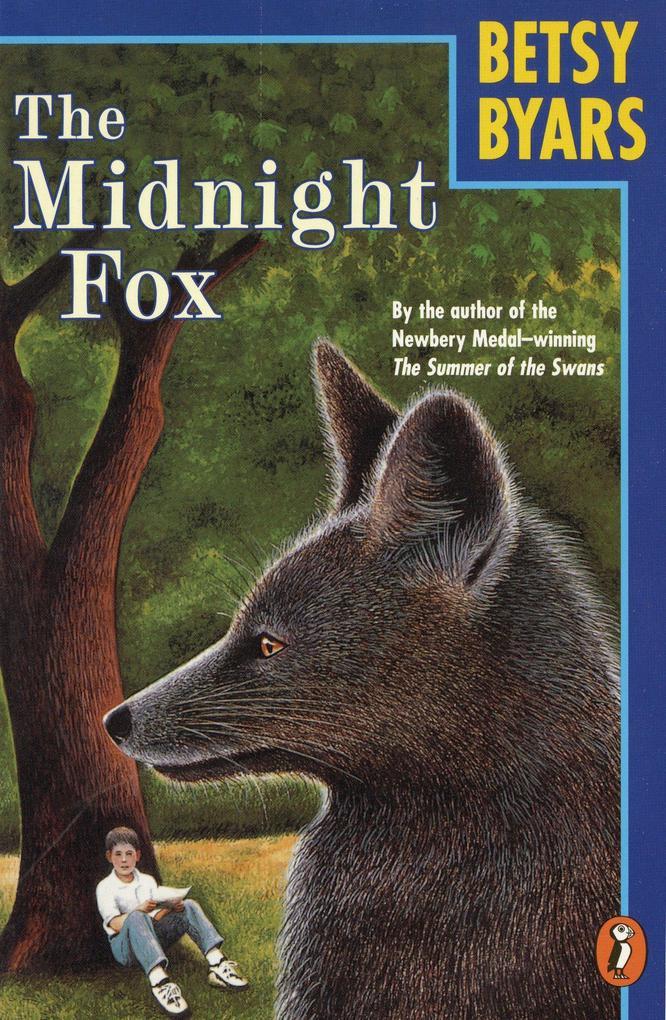 The Midnight Fox als Taschenbuch