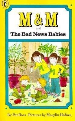 M & M and the Bad News Babies als Taschenbuch