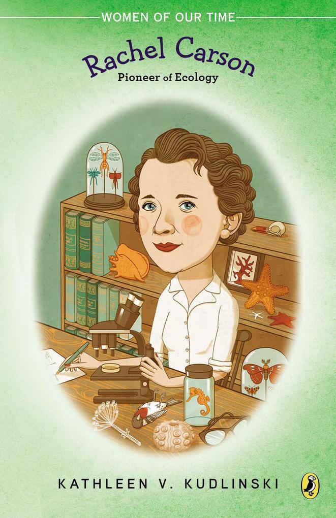 Rachel Carson: Pioneer of Ecology als Taschenbuch