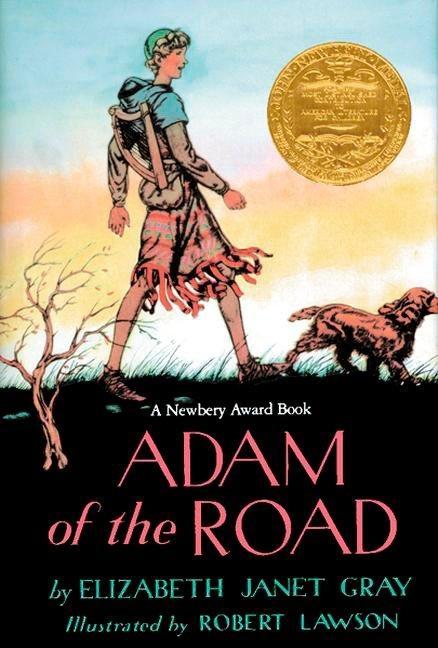 Adam of the Road als Taschenbuch