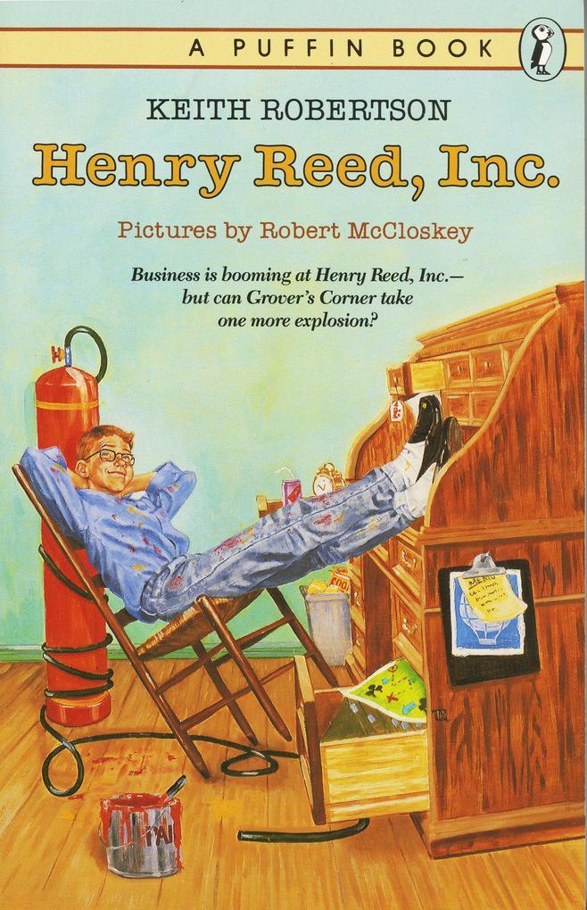Henry Reed, Inc. als Taschenbuch