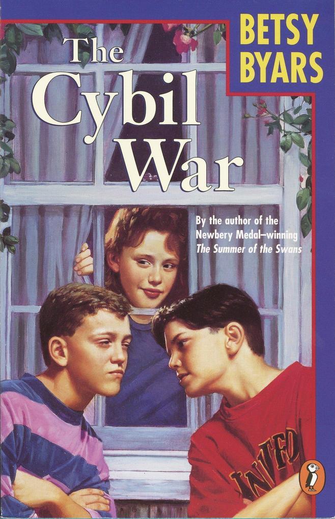 The Cybil War als Taschenbuch