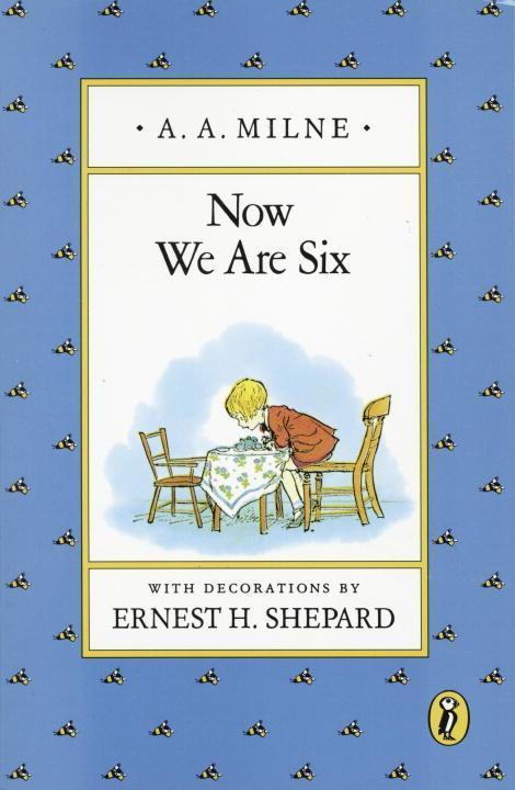 Now We Are Six als Taschenbuch