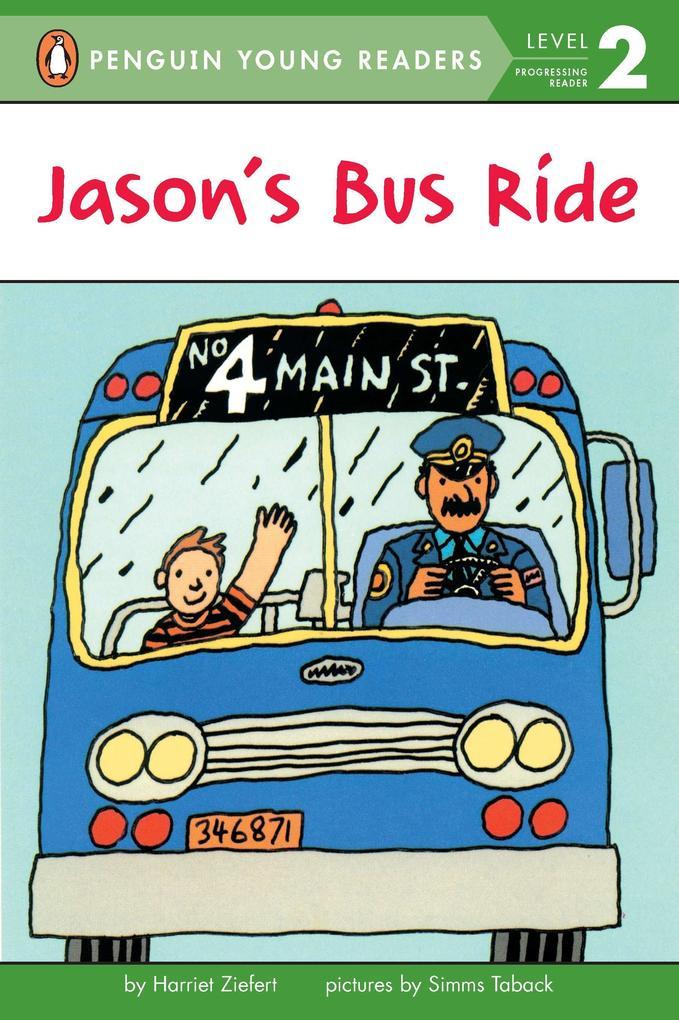 Jason's Bus Ride als Taschenbuch