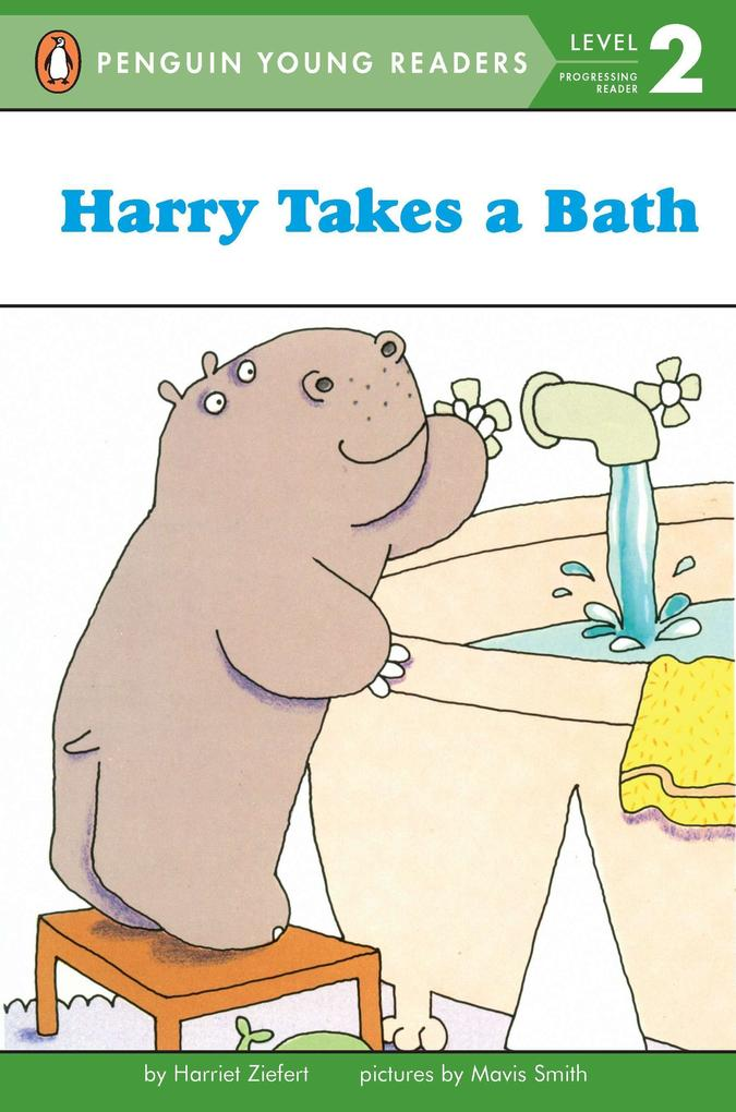 Harry Takes a Bath als Taschenbuch
