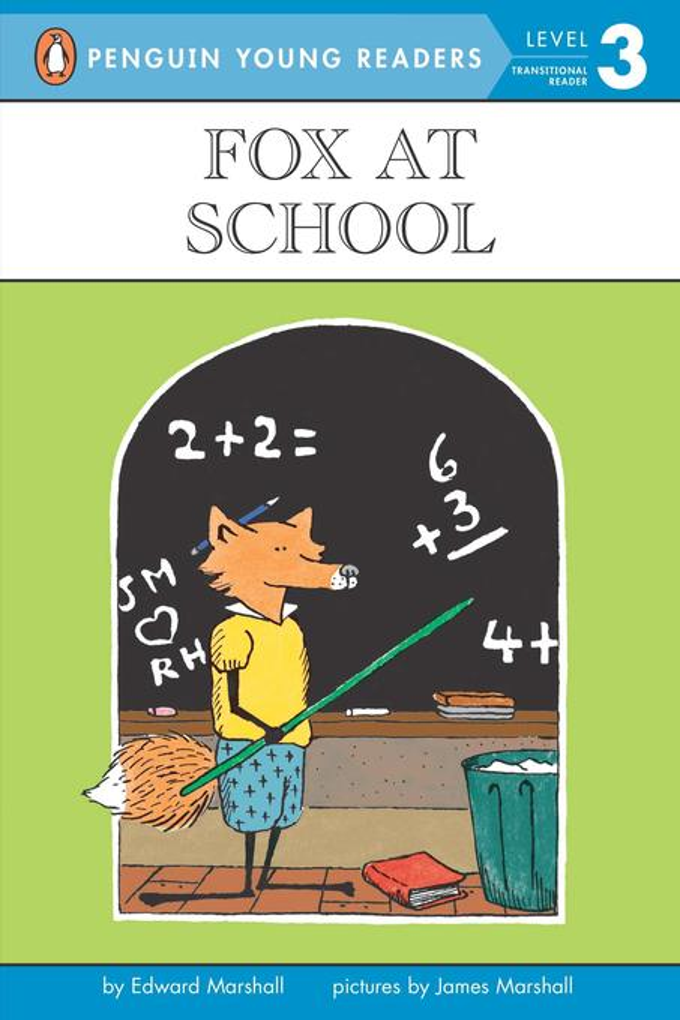 Fox at School: Level 3 als Taschenbuch