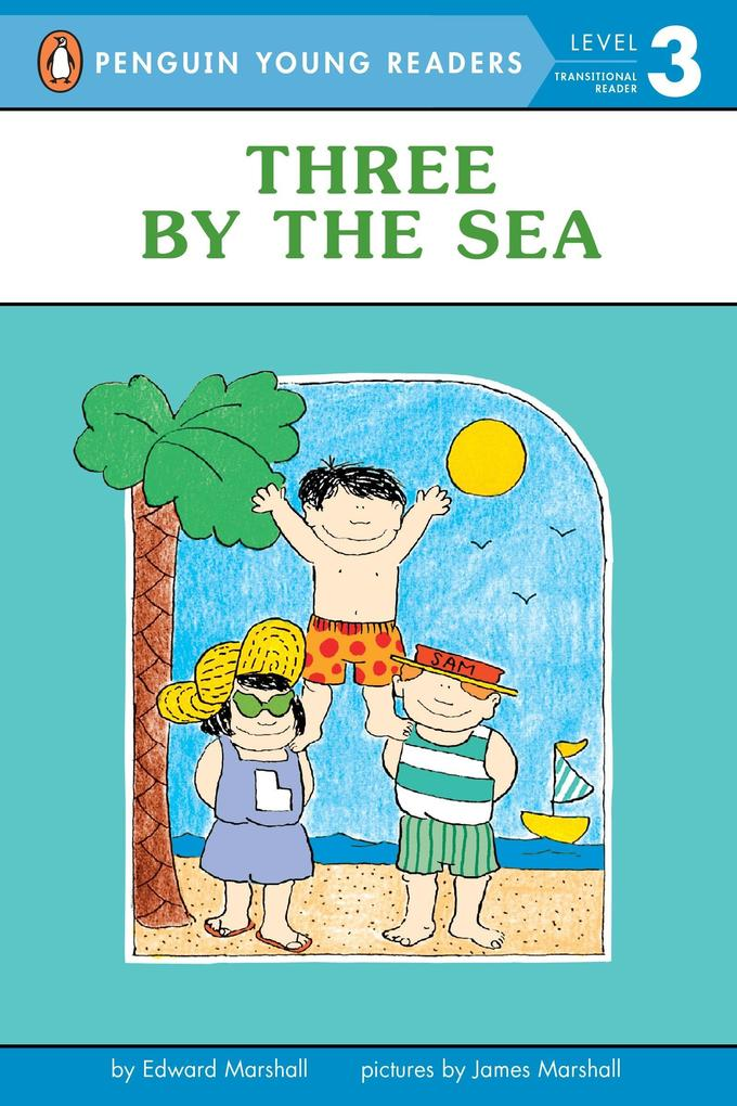 Three by the Sea als Taschenbuch