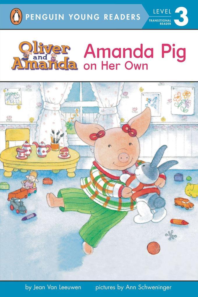 Amanda Pig on Her Own: Level 2 als Taschenbuch