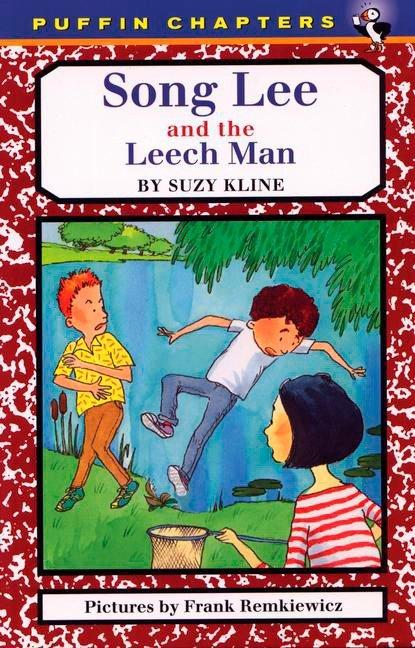 Song Lee and the Leech Man als Taschenbuch