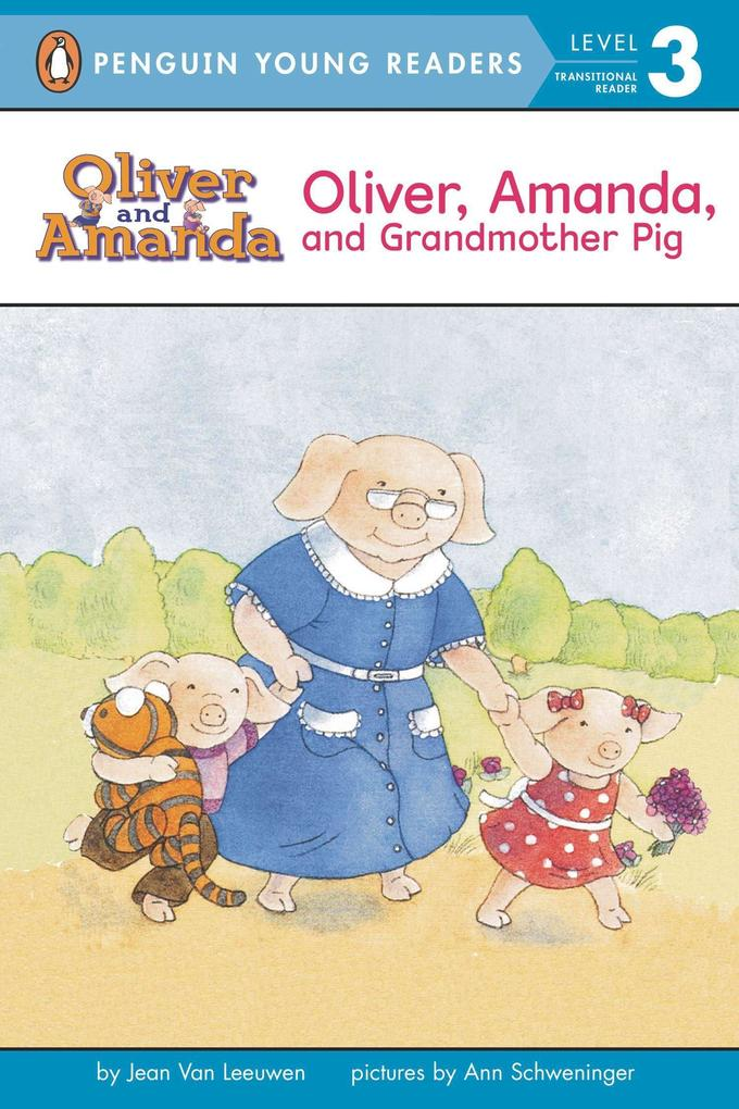 Oliver Amanda and Grandmother Pig als Taschenbuch