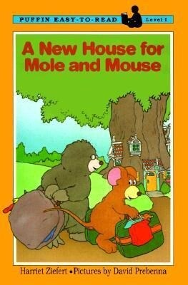 A New House for Mole and Mouse als Taschenbuch
