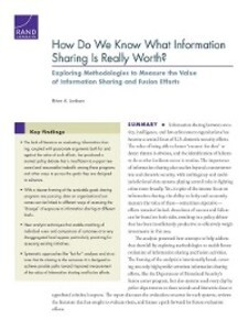 How Do We Know What Information Sharing Is Real...