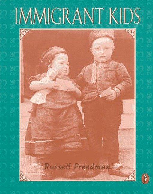 Immigrant Kids (Paperback) 1995c Puffin als Taschenbuch