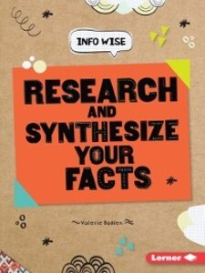 Research and Synthesize Your Facts als eBook Do...