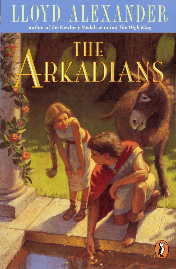 The Arkadians als Taschenbuch