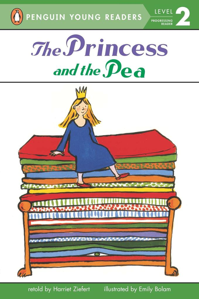 The Princess and the Pea als Taschenbuch
