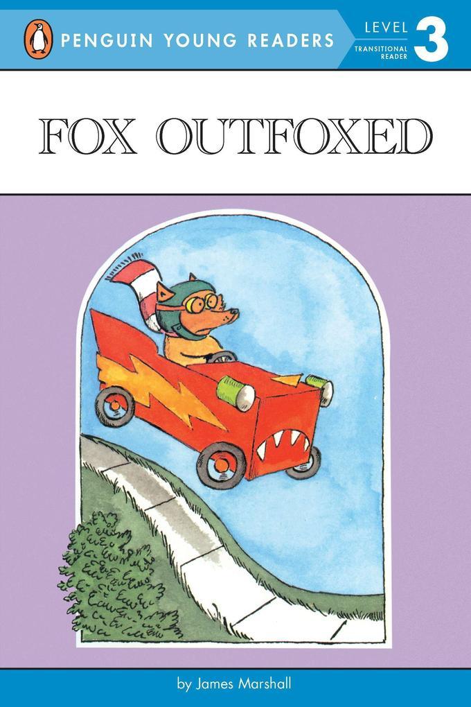 Fox Outfoxed: Puffin Easy-To-Read Level 3 als Taschenbuch