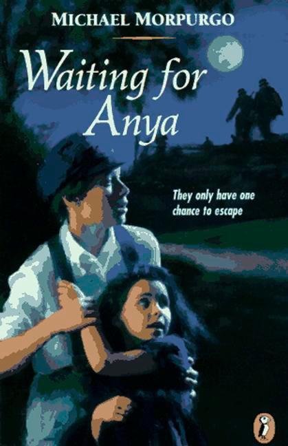 Waiting for Anya als Taschenbuch