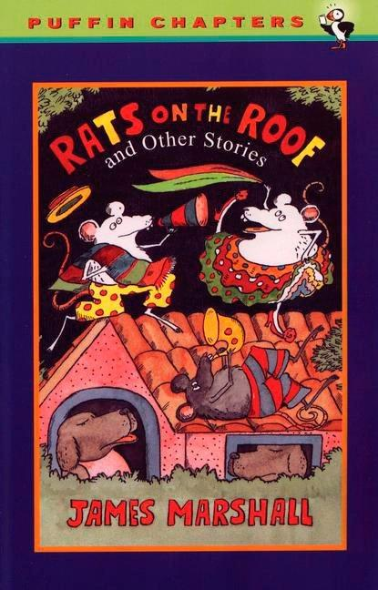 Rats on the Roof als Taschenbuch
