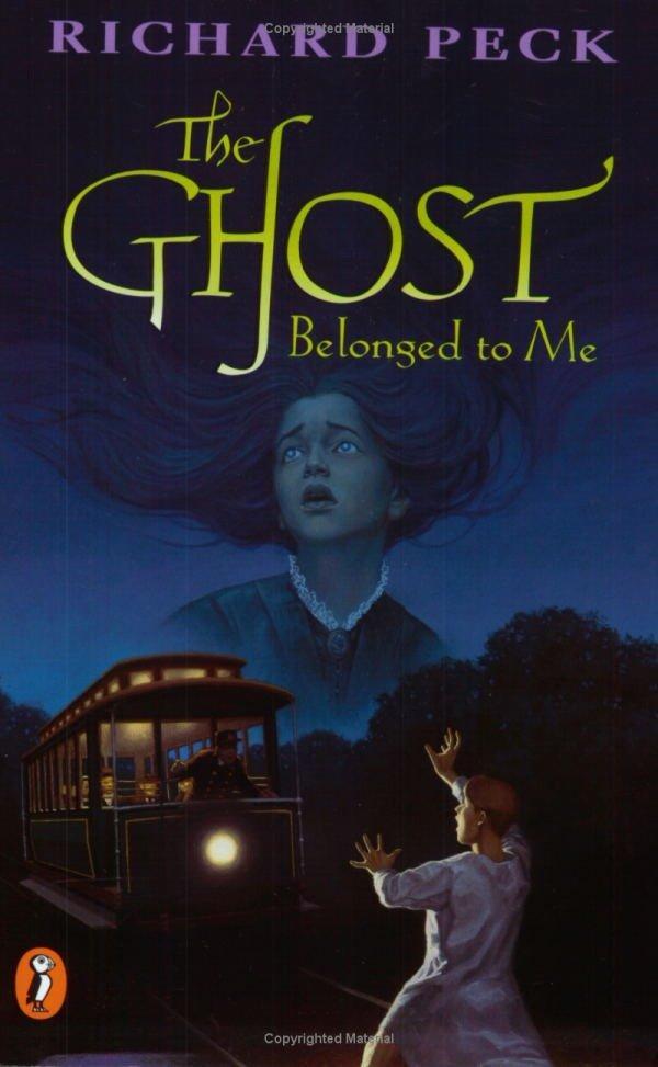 The Ghost Belonged to Me als Taschenbuch