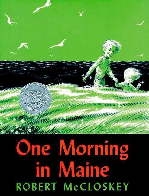 One Morning in Maine als Taschenbuch
