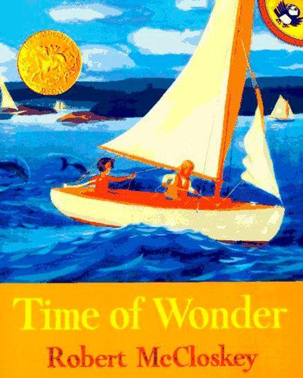 Time of Wonder als Taschenbuch