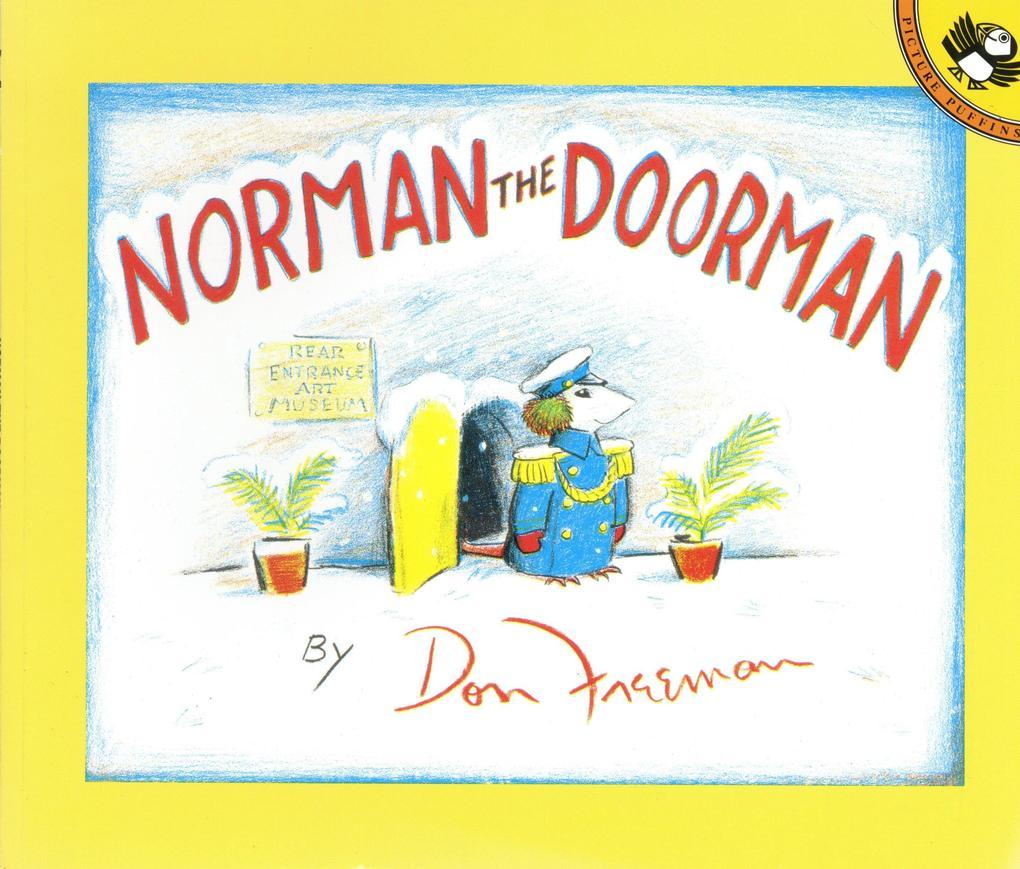 Norman the Doorman als Taschenbuch