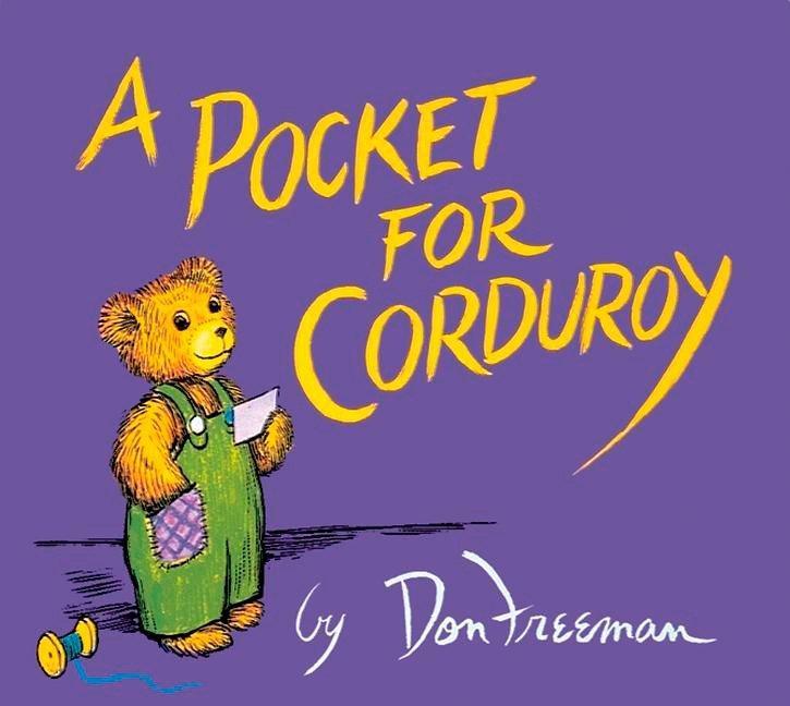A Pocket for Corduroy als Taschenbuch