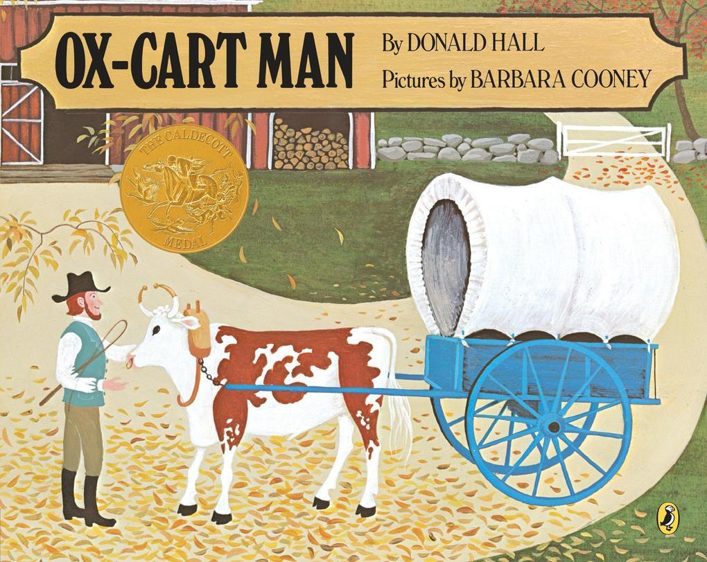 Ox-Cart Man als Taschenbuch