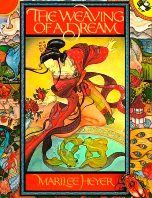 The Weaving of a Dream: A Chinese Folktale als Taschenbuch