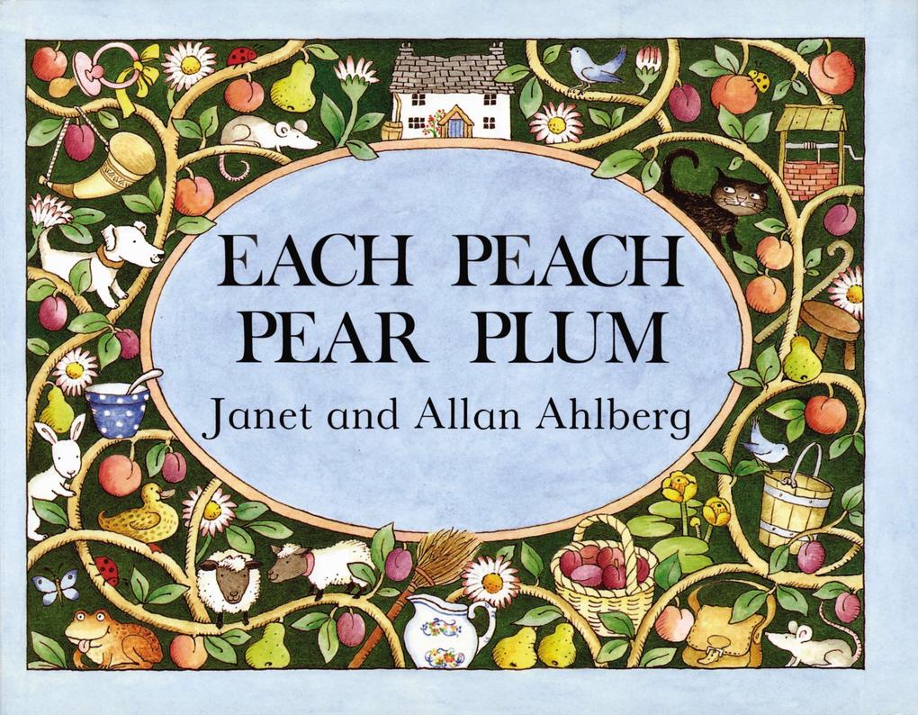 Each Peach Pear Plum als Taschenbuch