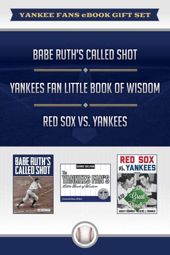 Yankees Fans eBook Gift Set als eBook Download von