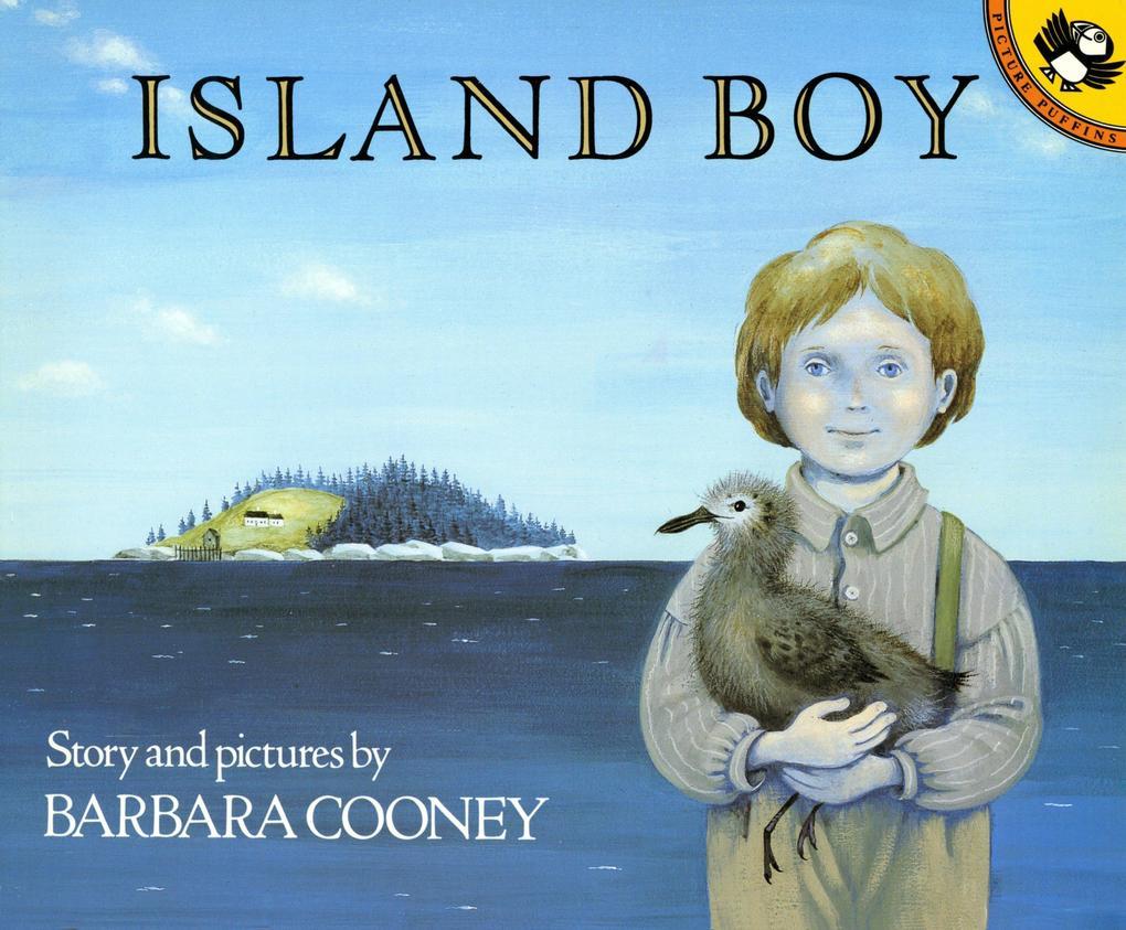 Island Boy als Taschenbuch