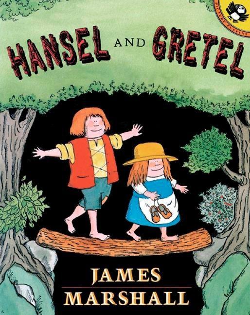 Hansel and Gretel als Taschenbuch