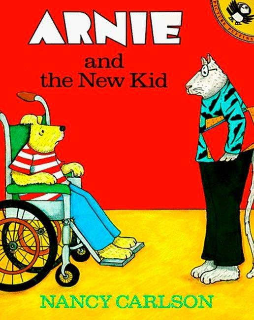 Arnie and the New Kid als Taschenbuch