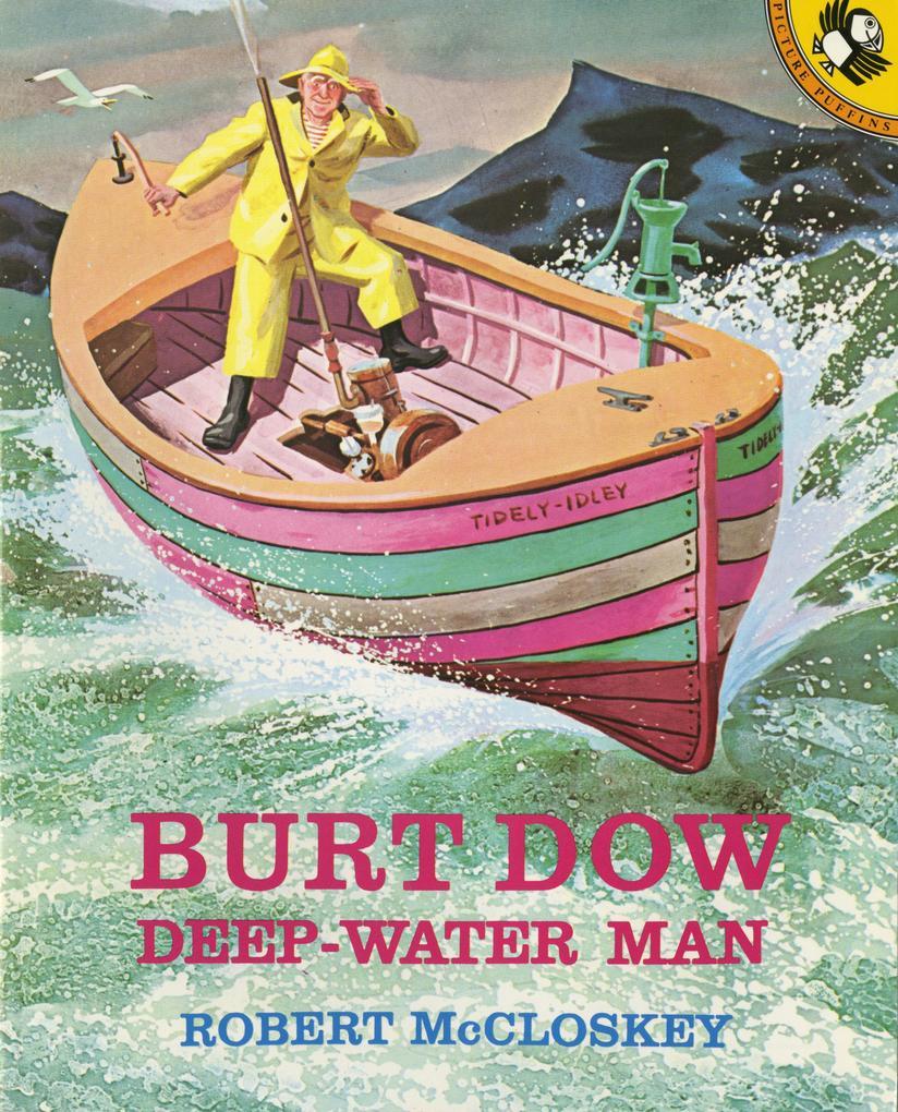 Burt Dow, Deep-Water Man als Taschenbuch