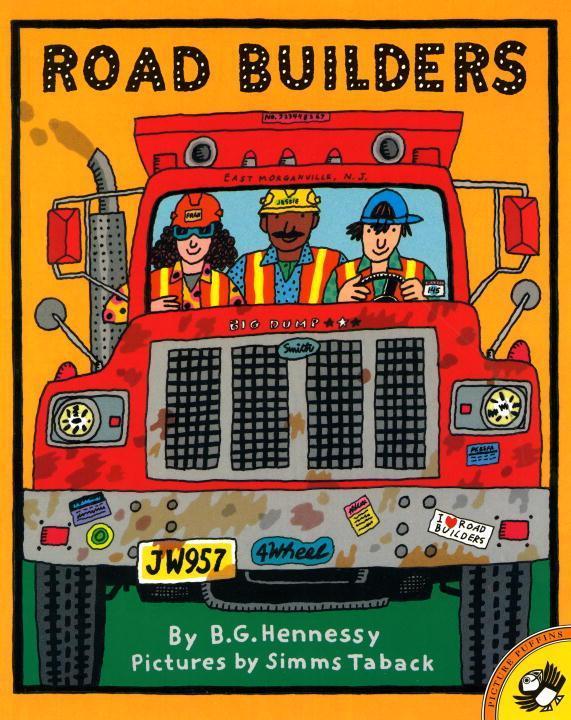 Road Builders als Taschenbuch