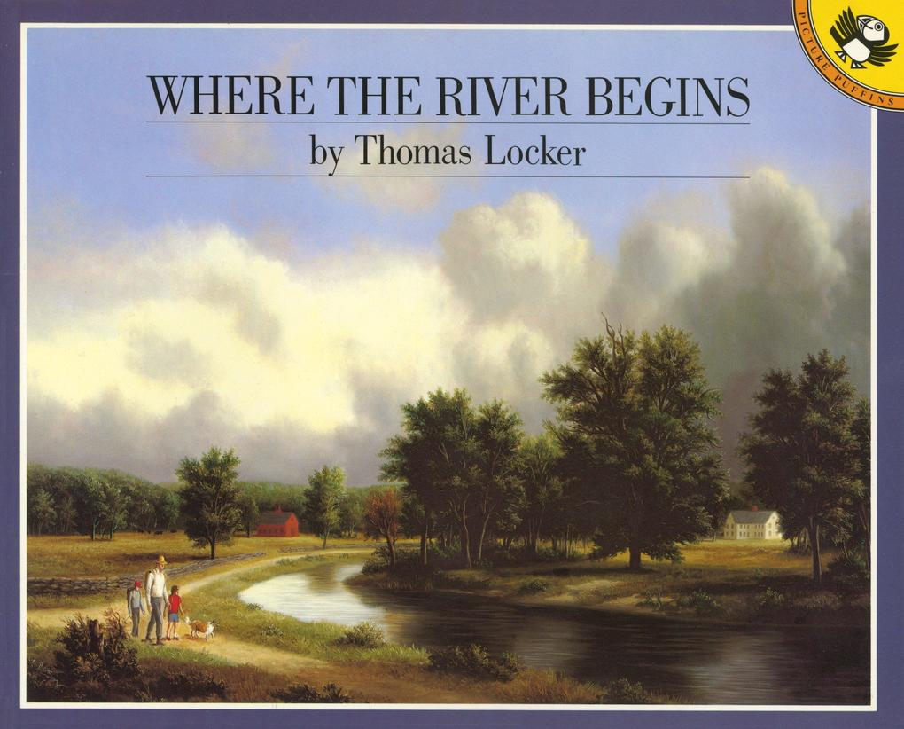 Where the River Begins als Taschenbuch