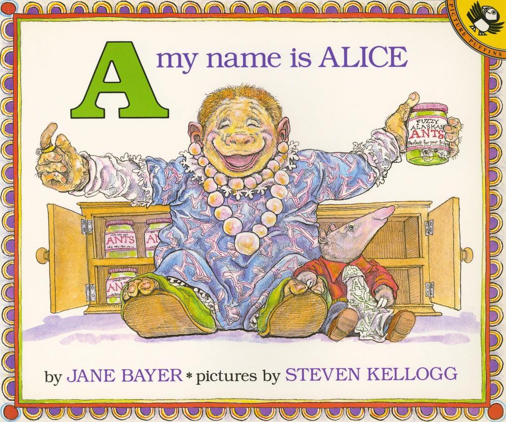 A My Name Is Alice als Taschenbuch