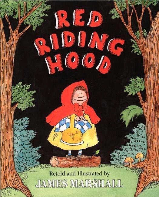 Red Riding Hood als Taschenbuch