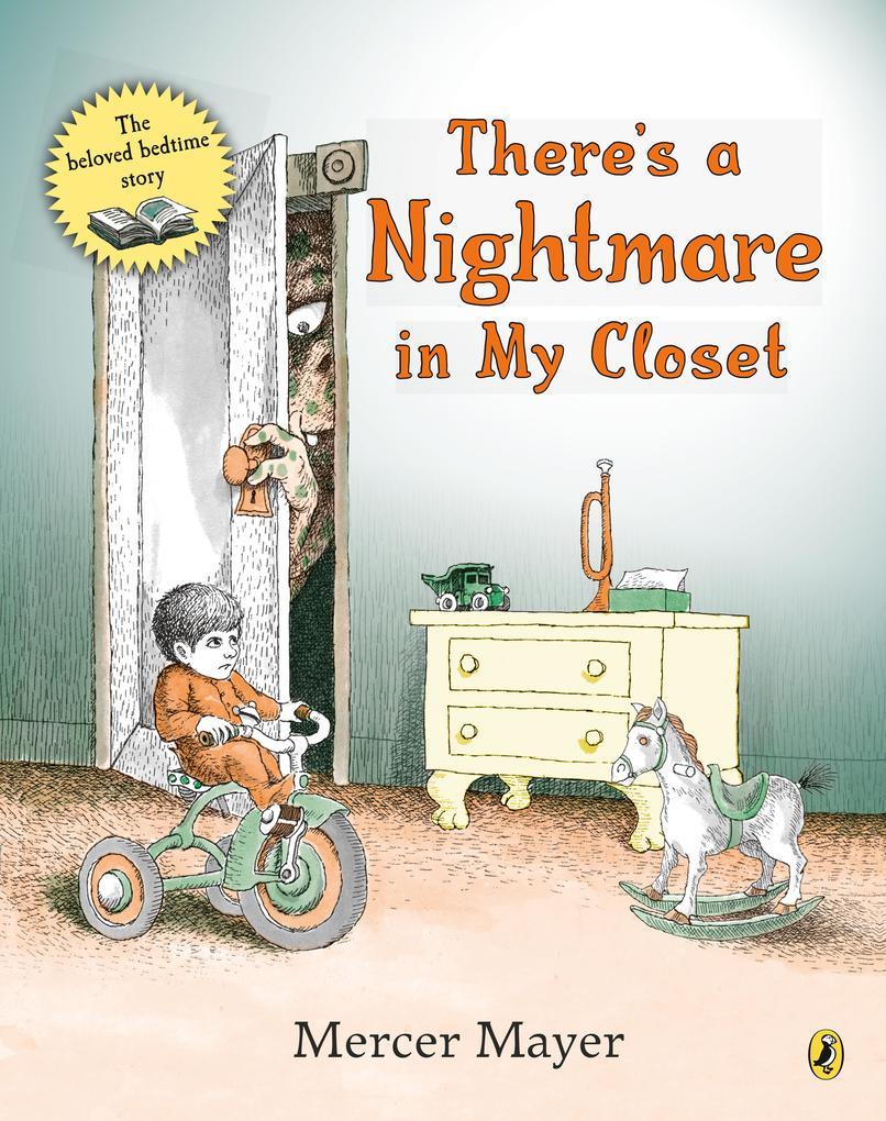 There's a Nightmare in My Closet als Taschenbuch