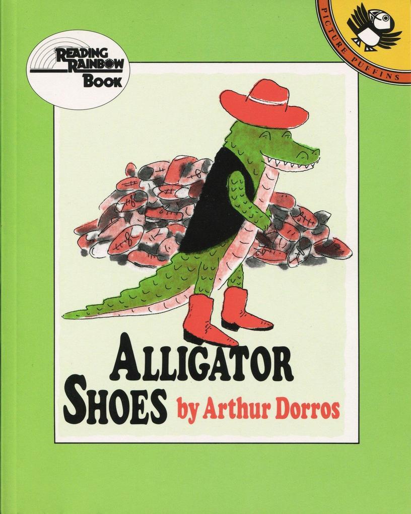 Alligator Shoes als Taschenbuch