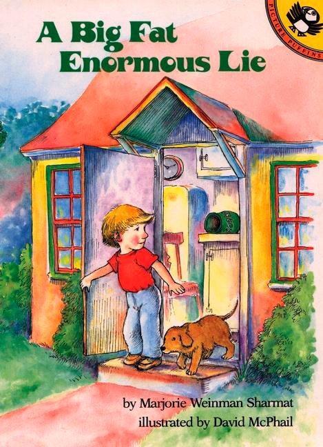 A Big Fat Enormous Lie als Taschenbuch