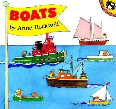 Boats als Taschenbuch