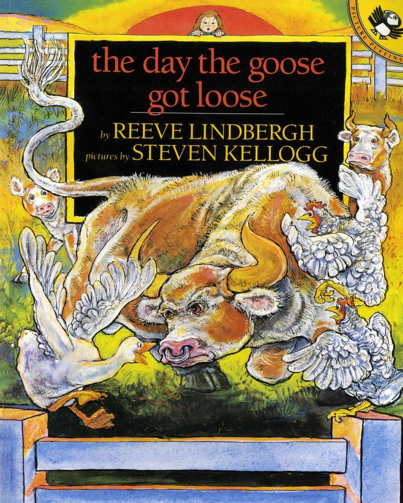 The Day the Goose Got Loose als Taschenbuch